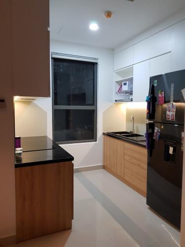 Bếp Căn hộ THE SUN AVENUE Cho thuê căn hộ The Sun Avenue tầng thấp, block 3, diện tích 89.7m2 - 3 phòng ngủ, đầy đủ nội thất