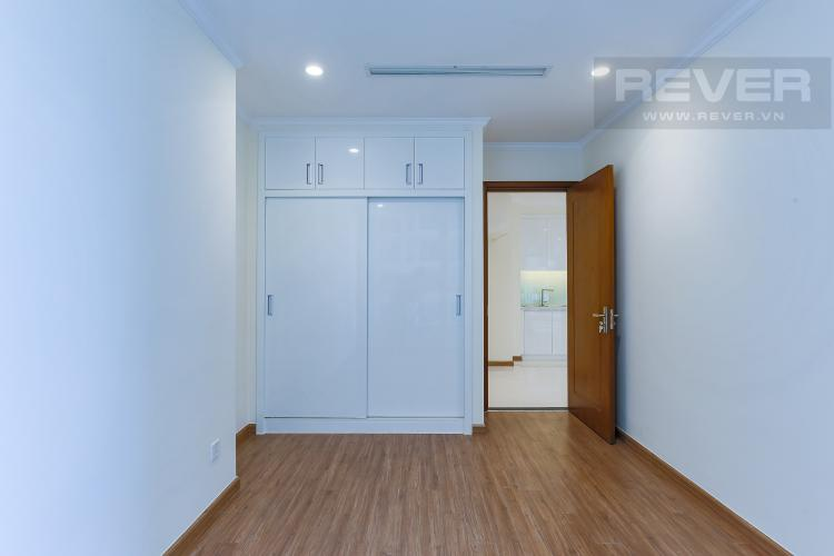 Phòng Ngủ 2 Officetel Vinhomes Central 2 phòng ngủ tầng trung L4 nhà trống