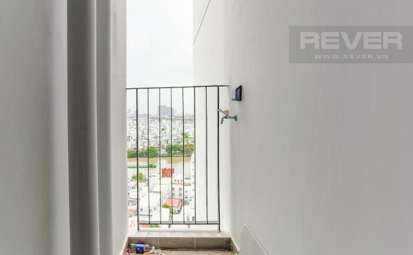 Lô Gia Căn hộ M-One Nam Sài Gòn 2 phòng ngủ tầng thấp T1 view sông