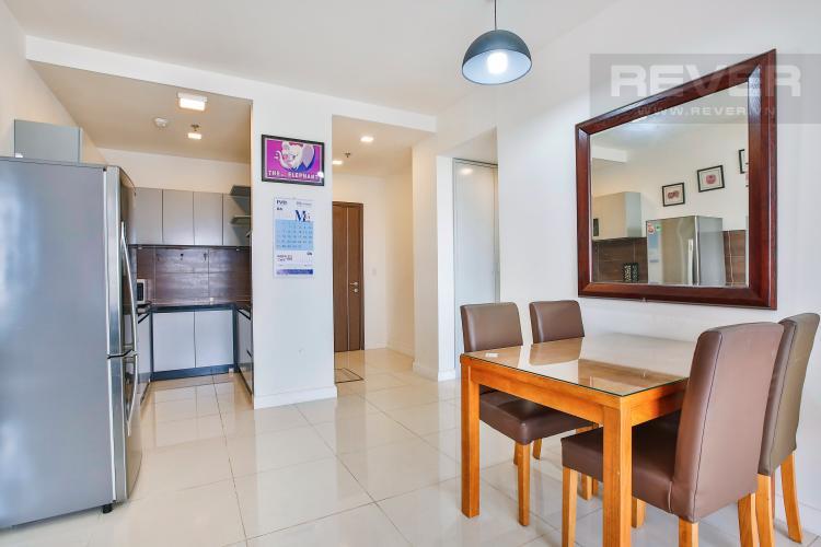 Phòng Khách Căn hộ Galaxy 9 tầng cao 3 phòng ngủ nội thất đầy đủ