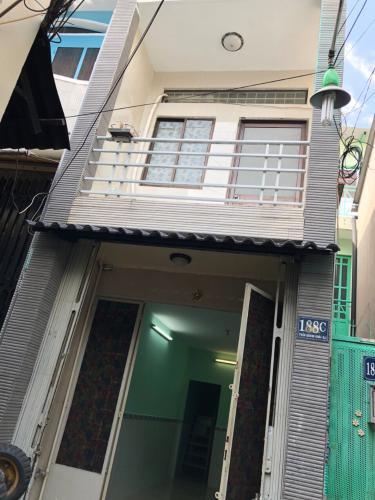 Bán nhà phố 2 tầng đường Trần Quang Khải, phường Tân Định, Quận 1, diện tích đấ 19,8m2, diện tích sàn 39,6m2