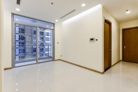 Căn hộ Vinhomes Central Park 2 phòng ngủ tầng cao P3 view sông