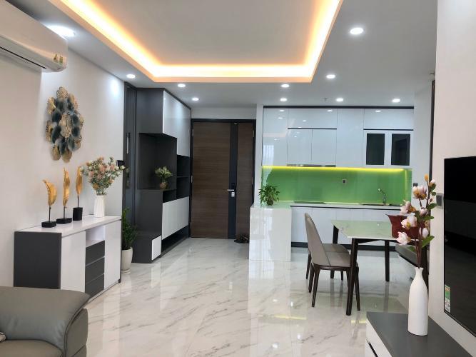 Bếp căn hộ PHÚ MỸ HƯNG MIDTOWN Cho thuê căn hộ Phú Mỹ Hưng Midtown 2PN, diện tích 89m2, đầy đủ nội thất, view khu biệt thự