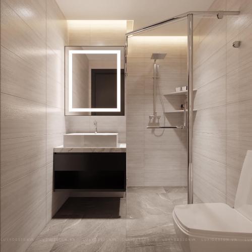 Nhà vệ sinh Sunrise Riverside Căn hộ Sunrise Riverside tầng thấp, đầy đủ nội thất tiện nghi.