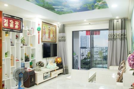 Bán căn hộ M-One Nam Sài Gòn 3 phòng ngủ, tầng thấp, tháp T2, đầy đủ nội thất