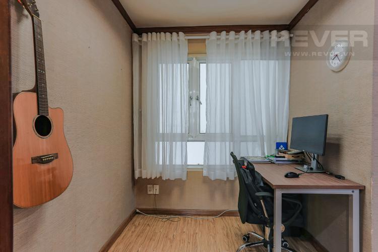 Phòng Làm Việc Căn hộ New Sài Gòn, tầng trung, tòa C, 2 phòng ngủ, full nội thất.