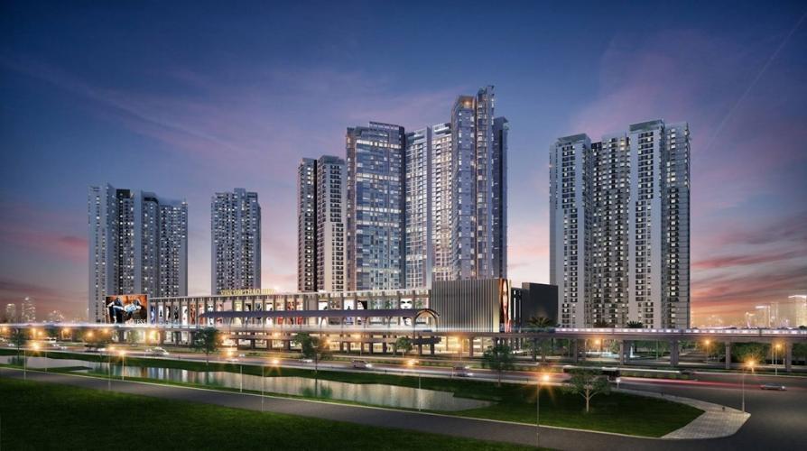 Masteri Thảo Điền, Quận 2 Căn hộ Masteri Thảo Điền nội thất đầy đủ sang trọng, view nội khu.
