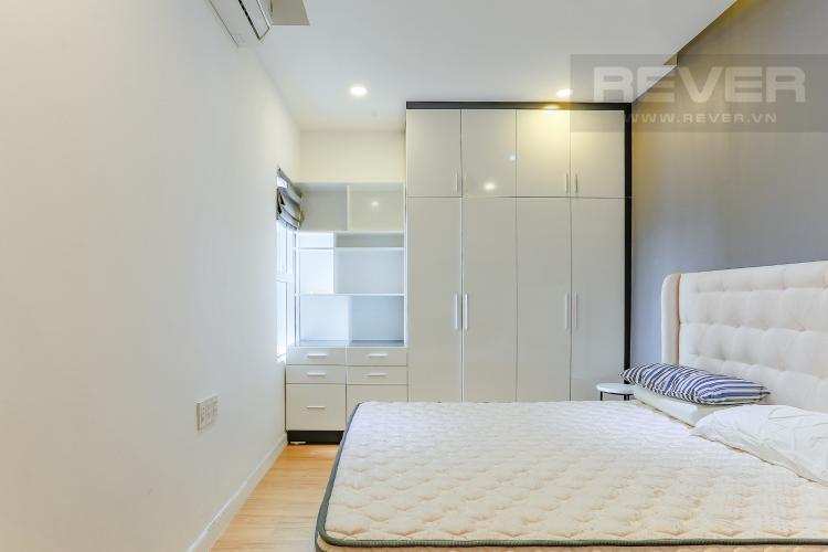 Phòng Ngủ 2 Căn hộ Sunrise City tầng trung, tháp W3, 2 phòng ngủ, full nội thất