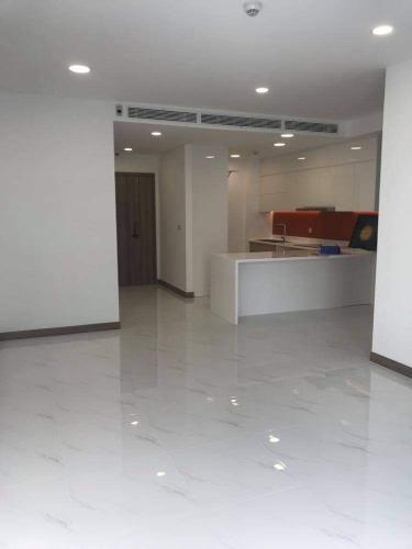 Căn hộ Sunwah Pearl tầng trung, nội thất cơ bản.