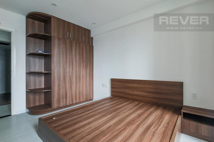 Phòng Ngủ 2 Căn hộ The Gold View tầng trung, 2PN, bàn giao thô