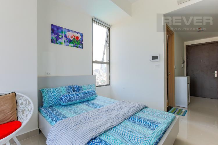 Phòng Ngủ Căn hộ Rivergate Residence Quận 4 tầng thấp 1 phòng ngủ full nội thất