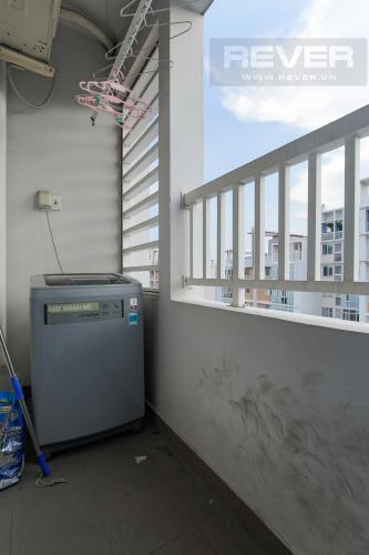 Balcony Cho thuê căn hộ Lexington Residence 2PN, tầng cao, tháp LC, đầy đủ nội thất