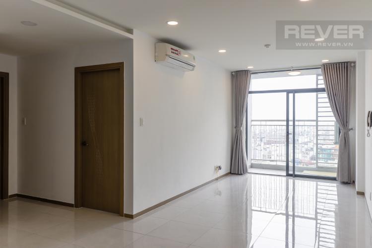 Phòng Khách Bán căn hộ Riva Park 2PN, tầng cao, diện tích 80m2, view thành phố