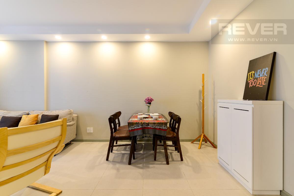 _DSC4719 Bán căn hộ The Gold View 1 phòng ngủ, diện tích 50m2, đầy đủ nội thất, view hồ bơi, hướng Tây Nam