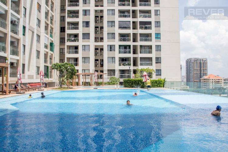 Tiện Ích Bán căn hộ The Gold View 2PN, tháp A, diện tích 80m2, đầy đủ nội thất