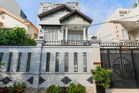 Nhà phố 4 phòng ngủ hẻm xe hơi đường Lâm Văn Bền Quận 7