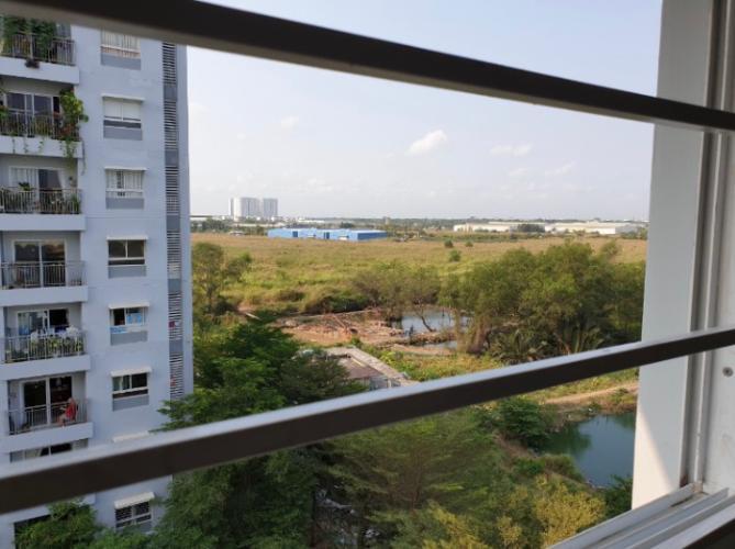 View căn hộ Ehome 3, Bình Tân Căn hộ tầng 6 chung cư EHome 3 nội thất cơ bản, view thoáng mát.