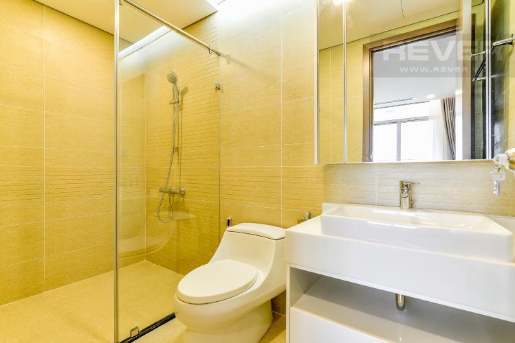 Phòng Tắm 2 Cho thuê căn hộ Vinhomes Central Park tầng cao 3PN nội thất đầy đủ, view sông