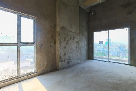 Bán căn office-tel Masteri Millennium view sông