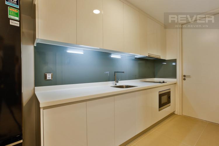 Bếp Căn hộ Gateway Thảo Điền tầng cao, 1PN, nội thất đầy đủ
