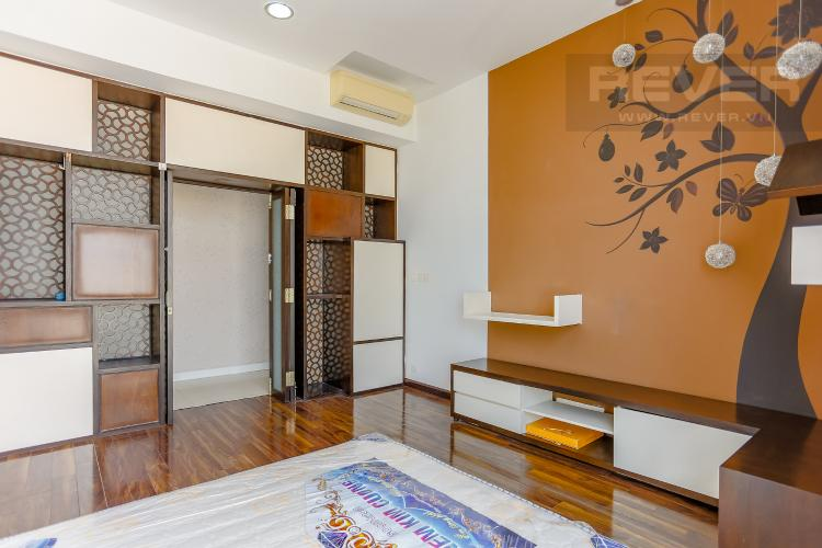 Phòng Ngủ 3 Căn hộ Sunrise City 3 phòng ngủ tầng cao V5 đầy đủ nội thất