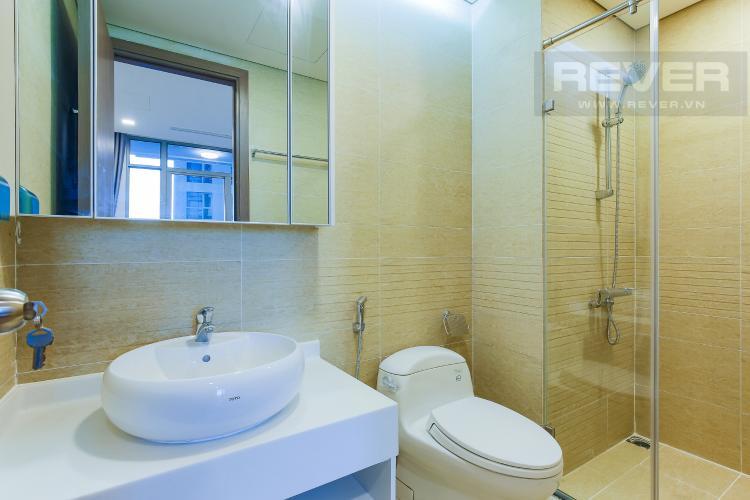 Phòng Tắm 1 Căn hộ Vinhomes Central Park 3 phòng ngủ tầng thấp P7 view hồ bơi