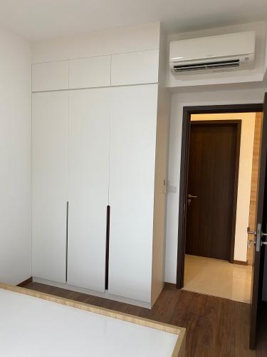 Phòng ngủ One Verandah Quận 2 Căn hộ One Verandah tầng 12, đầy đủ nội thất, view thành phố.