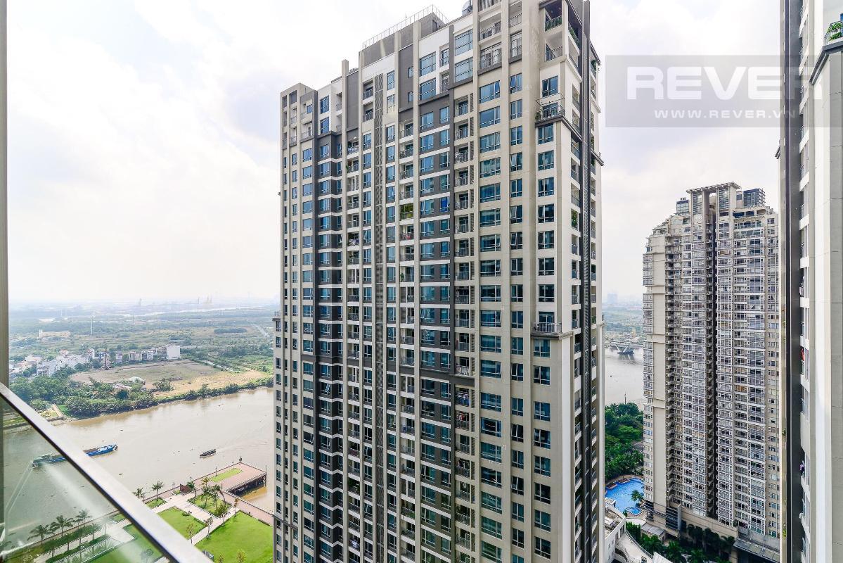 4830ef420a1ef340aa0f Cho thuê căn hộ Vinhomes Central Park 2PN, tháp Park 1, đầy đủ nội thất, view mé sông