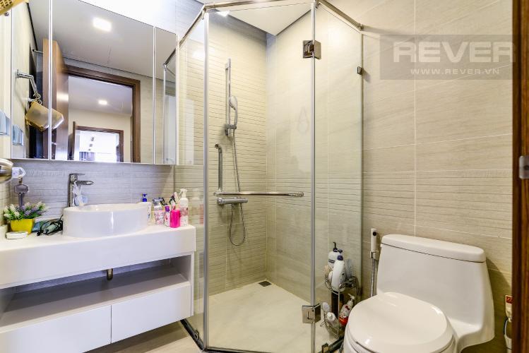 Phòng Tắm 1 Bán căn hộ Vinhomes Central Park 4PN, đầy đủ nội thất, có thể dọn vào ở ngay