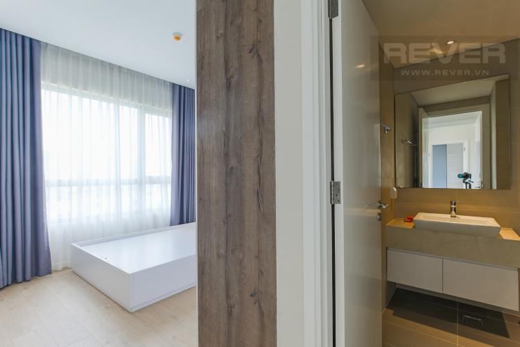 Phòng Ngủ 1 Cho thuê căn hộ Đảo Kim Cương - Diamond Island 2PN, tháp Canary, đầy đủ nội thất, view sông thoáng mát