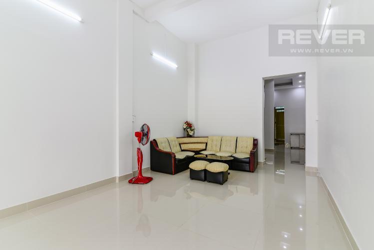 Phòng Khách Nhà phố 4 phòng ngủ đường Võ Văn Kiệt Quận 1