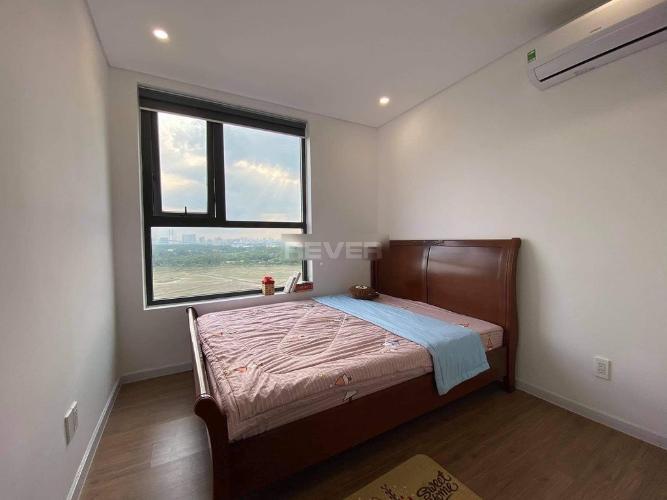 Phòng ngủ Thủ Thiêm Dragon, Quận 2 Căn hộ Thủ Thiêm Dragon view thoáng mát, đầy đủ nội thất.