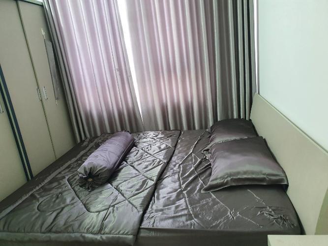 phòng ngủ căn hộ  CBD Premium Home  Căn hộ CBD Premium Home tầng trung, view nội khu hồ bơi.