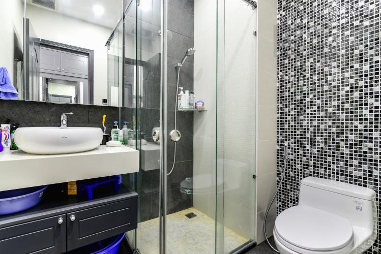 Phòng Tắm 1 Nhà phố 3 phòng ngủ đường Võ Văn Kiệt, phường 6, Quận 5