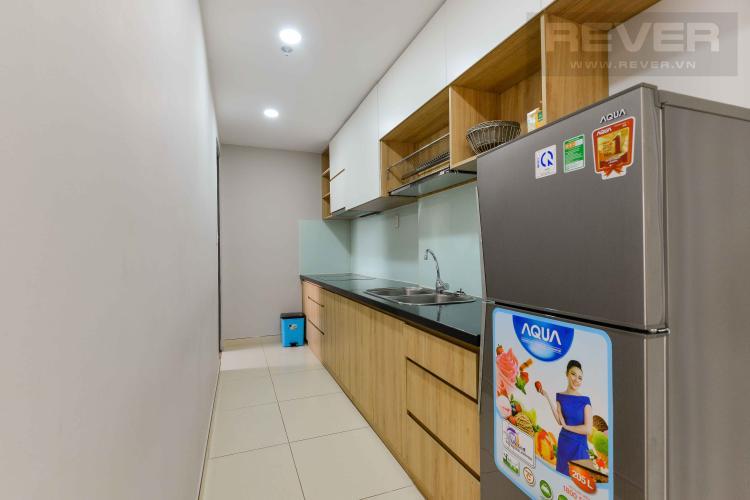 Bếp Cho thuê căn hộ Masteri Thảo Điền tầng cao tháp T5, 2PN 2WC, đầy đủ nội thất, view sông Sài Gòn