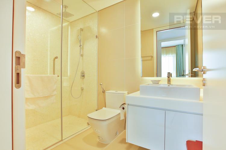 Toilet Căn hộ Gateway Thảo Điền 1 phòng ngủ tầng trung tháp B nội thất đầy đủ