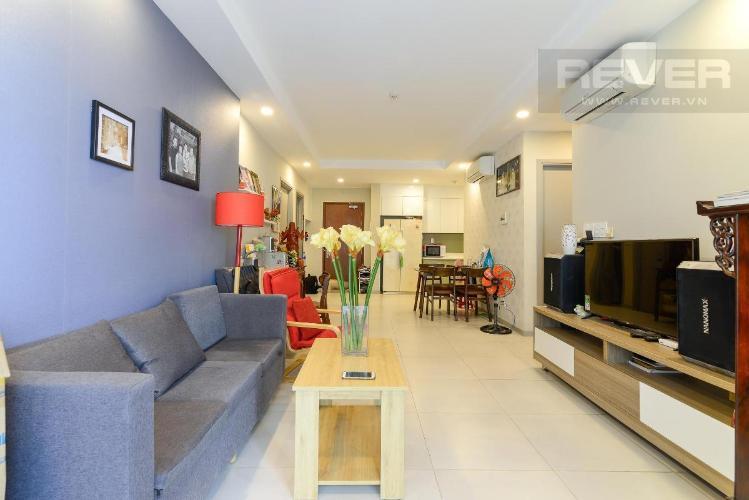 Bán căn hộ The Gold View 3PN, tháp A, diện tích 100m2, đầy đủ nội thất, view hồ bơi và thành phố
