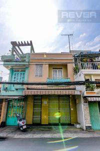 Bán nhà 2 tầng đường Nguyễn Thần Hiến, Quận 4, diện tích đất 34m2, sổ hồng chính chủ