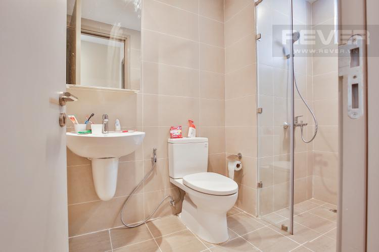 Toilet 2 Căn hộ The Gold View 2 phòng ngủ tầng trung A3 view sông