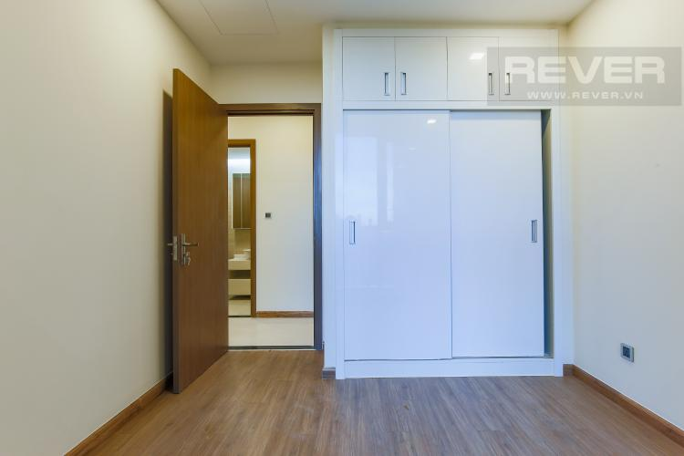 Phòng Ngủ 2 Căn hộ Vinhomes Central Park 3 phòng ngủ tầng thấp P7 view hồ bơi