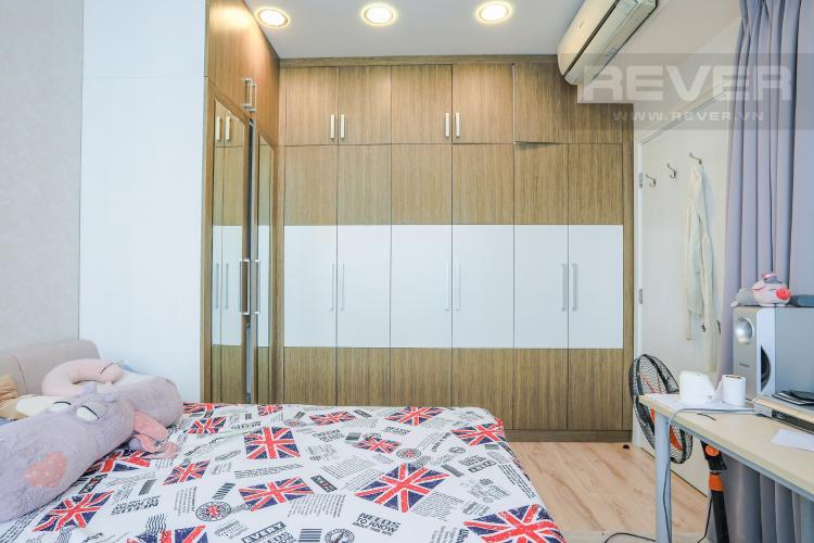 Phòng Ngủ 1 Căn hộ Sunrise City tầng cao, V6 khu South, 2PN, đầy đủ nội thất