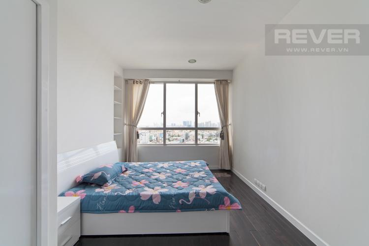 Phòng ngủ 3 Căn hộ Sunrise City 3 phòng ngủ tầng trung V1 view sông