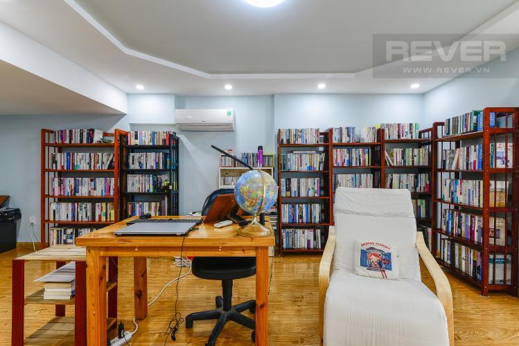 Phòng Ngủ 4 - Tầng Lửng Căn hộ Phú Hoàng Anh tầng cao 4 phòng ngủ đầy đủ nội thất