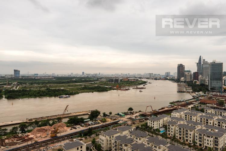View Bán căn hộ Vinhomes Golden River tầng cao, 2PN, view sông Sài Gòn, vị trí đắc địa