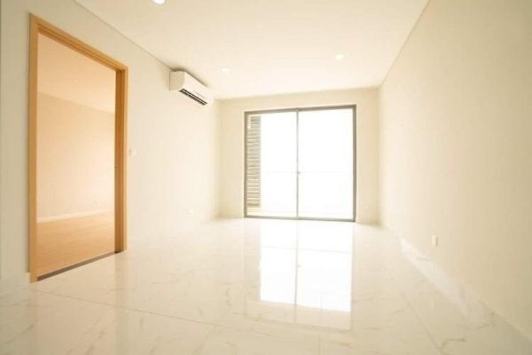 phòng khách căn hộ An Gia Skyline Căn hộ An Gia Skyline nội thất cơ bản, view thành phố.