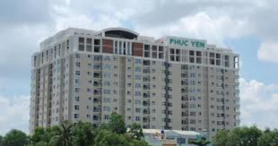 Chung cư Phúc Yên, Tân Bình Căn hộ chung cư Phúc Yên hướng Đông Bắc, nội thất đầy đủ.