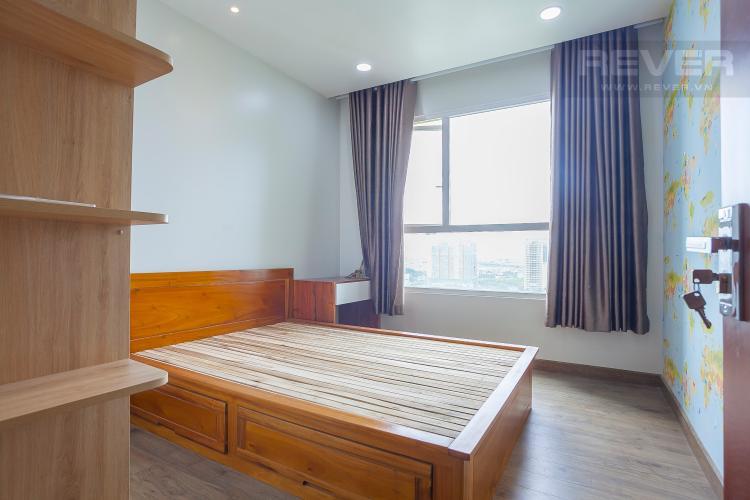 Phòng Ngủ 2 Căn hộ Vista Verde 3 phòng ngủ tầng trung T1 hướng Đông Nam