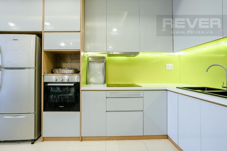 Phòng Bếp Bán căn hộ M-One Nam Sài Gòn tầng trung, 2PN đầy đủ nội thất