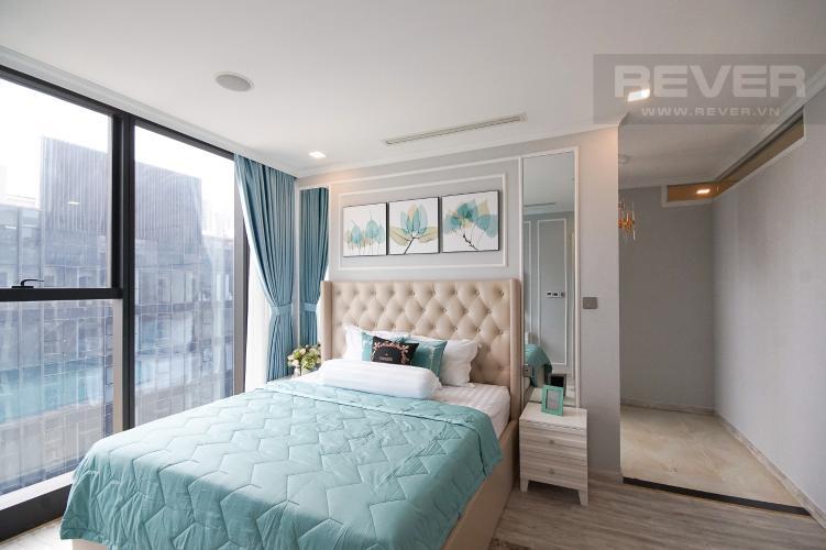 Phòng Ngủ 4 Cho thuê căn hộ Vinhomes Golden River 4PN, tầng cao, đầy đủ nội thất, view trực diện sông Sài Gòn