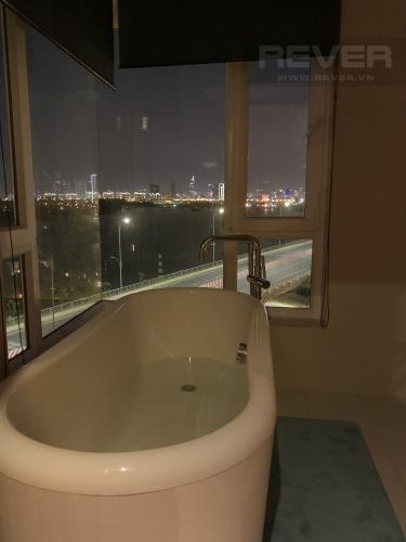 Phòng Tắm Cho thuê căn hộ Diamond Island - Đảo Kim Cương 2PN, tháp Brilliant, đầy đủ nội thất, view sông thoáng mát